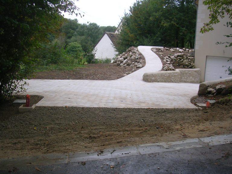 Pavimento Exterior